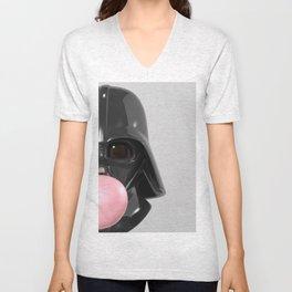 Darth Vader Bubble Gum 02 Unisex V-Neck