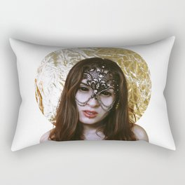 (un)holy Rectangular Pillow