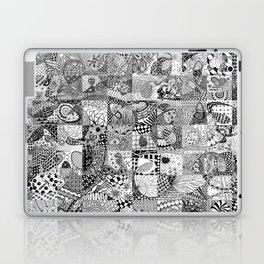 Doodling Together #2 Laptop & iPad Skin