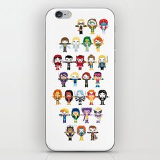 WOMEN WITH 'M' POWER iPhone & iPod Skin