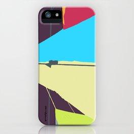 Kite—Aubergine iPhone Case