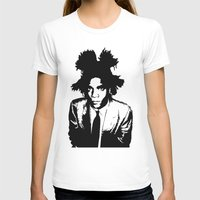 basquiat T-shirts featuring BASQUIAT by KING