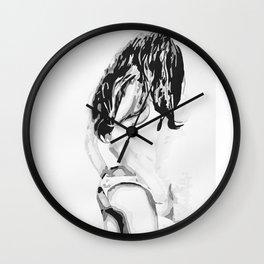 pillow Wall Clock
