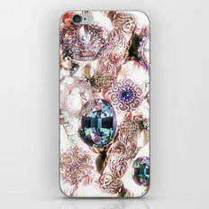 Pearly Bling iPhone & iPod Skin