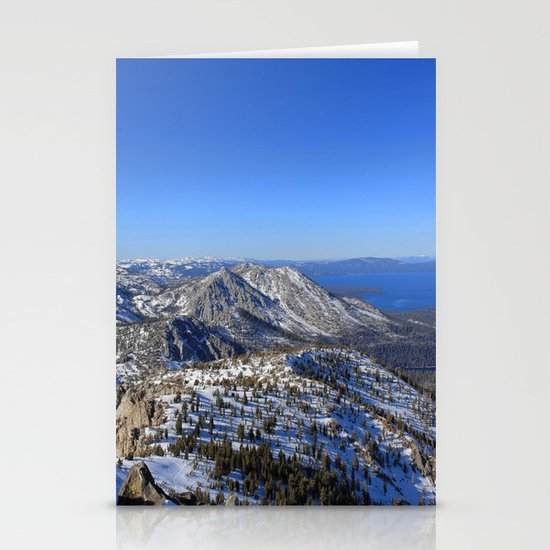Maggies Peak Stationery Cards