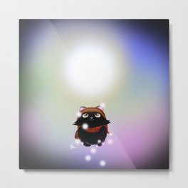 Quest for light Metal Print