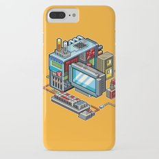 8bit computer Slim Case iPhone 7 Plus