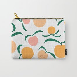 Peach Me Carry-All Pouch