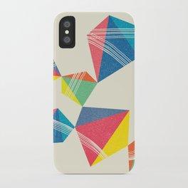 Cubical+Line iPhone Case