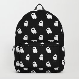 Black and White Ghosts Backpack