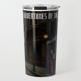 The 13th Doctor and the Paternoster Detective Agency Travel Mug