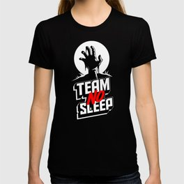 Insomniac Team No Sleep Zombie Hand T-shirt