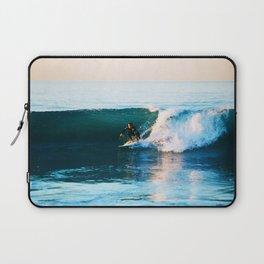 Warm Surf Laptop Sleeve