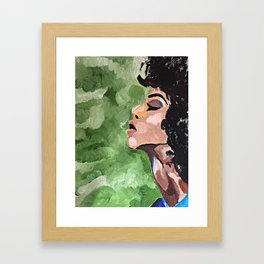 Time Go Framed Art Print