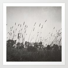 Dance in the Wind Art Print