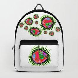 Porcupine Eye Backpack