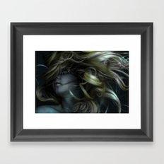 Superchick Framed Art Print