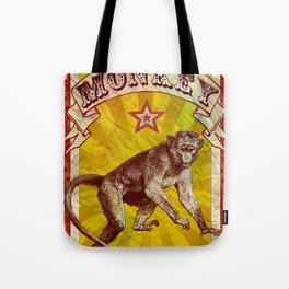 Silly, Silly Monkey Tote Bag