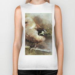 Bird Songbird Chaffinch Fringilla Biker Tank