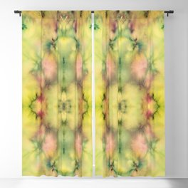 Cosmic garden Blackout Curtain