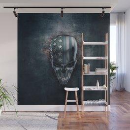American Horror in Metal Wall Mural