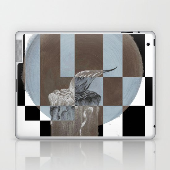 Candle in the Wind - Remix Laptop & iPad Skin