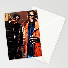 Wiz & Tempah Stationery Cards