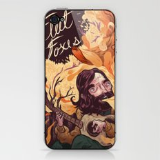 Fleet Foxes Poster iPhone & iPod Skin