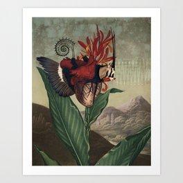 Cor 2 Art Print