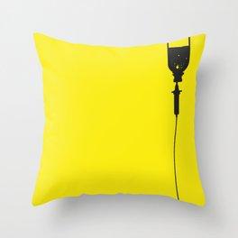 Mendorphin Throw Pillow