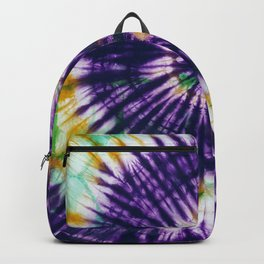 Tie Dye Purple Play Backpack