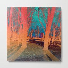 Sanctity in the Trees Metal Print