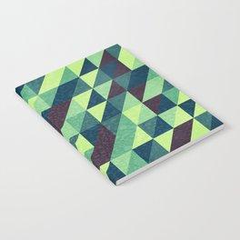 Retro-Geo Pattern Notebook