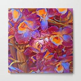 Floral ArtStudio 1216 Metal Print