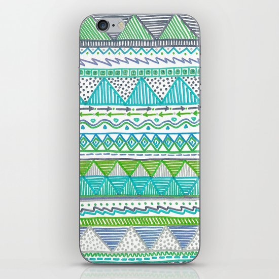 Ocean T iPhone & iPod Skin