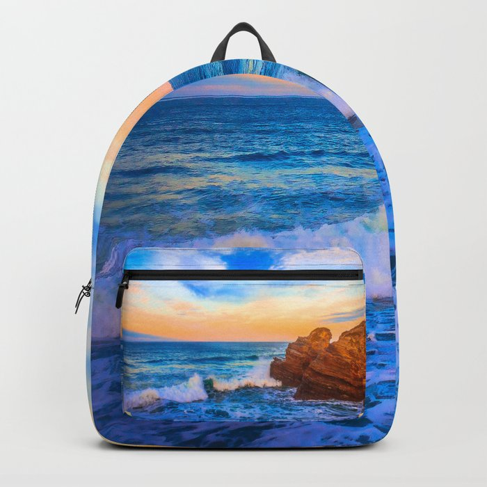 Bay of Biscay Backpack