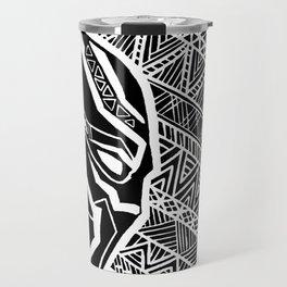 Panther Pattern Travel Mug