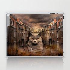 The City Cat Diesel Laptop & iPad Skin