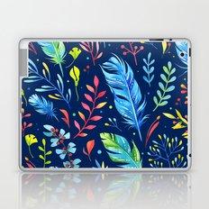 Feathers Pattern 02 Laptop & iPad Skin