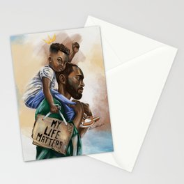 My Life Matters Stationery Cards