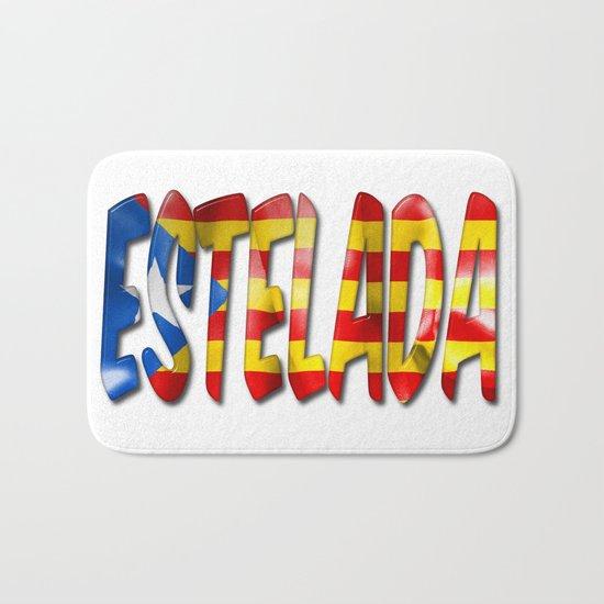 Estelada Flag Bath Mat