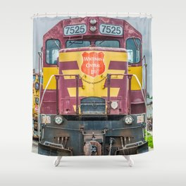 Limited Shower Curtain