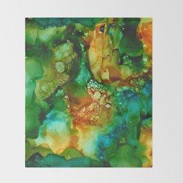 Emerald Impressions Throw Blanket