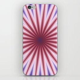 Burst in DPA 01 iPhone Skin