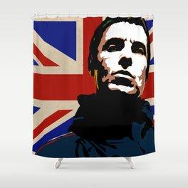 LIAM GALLAGHER Shower Curtain
