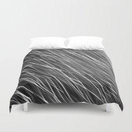 Black & White Glitter 3378 Duvet Cover