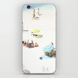 beach XXI iPhone Skin