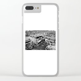 # 27 Clear iPhone Case