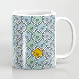 Looking for the gold fish Coffee Mug