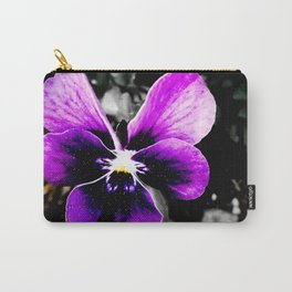 Galactic Pansy Carry-All Pouch